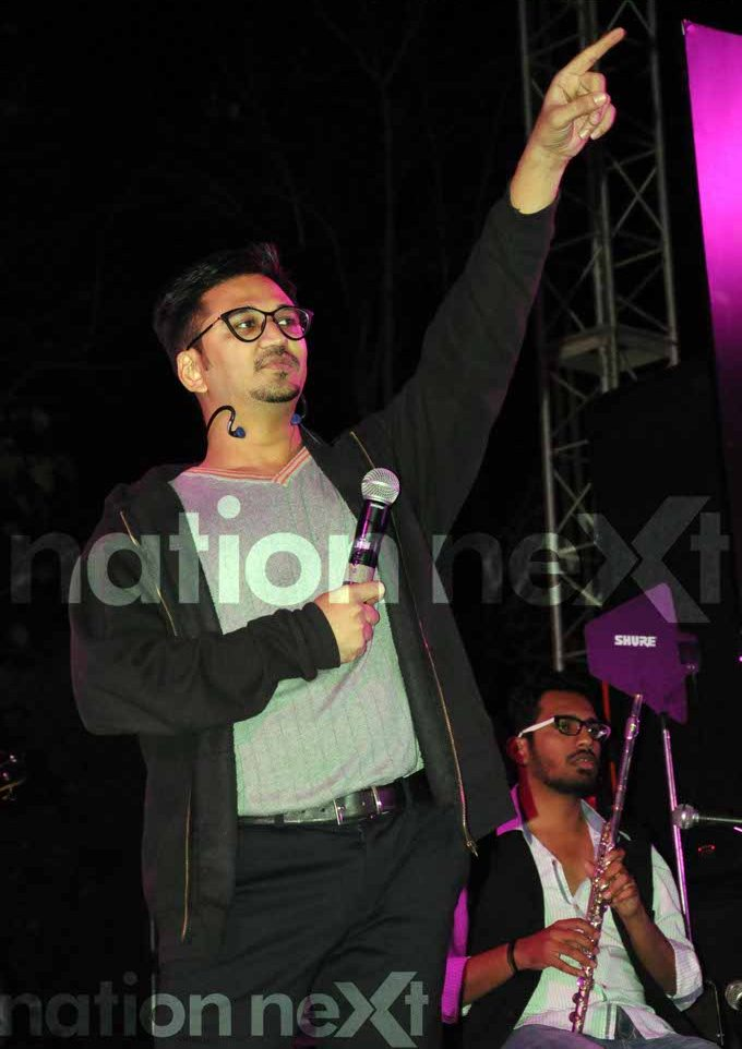 Amit Trivedi live concert