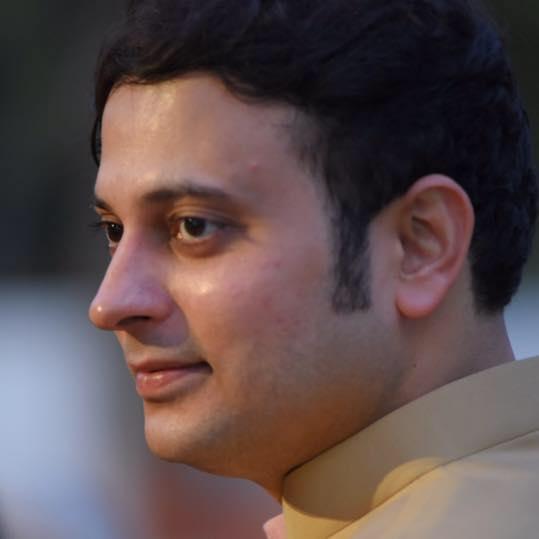 Vikrant Shandilya, Editor-In-Chief, Nation Next