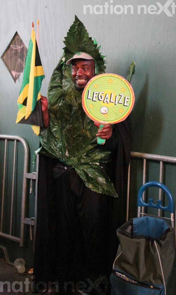 Legalise marijuana, America!
