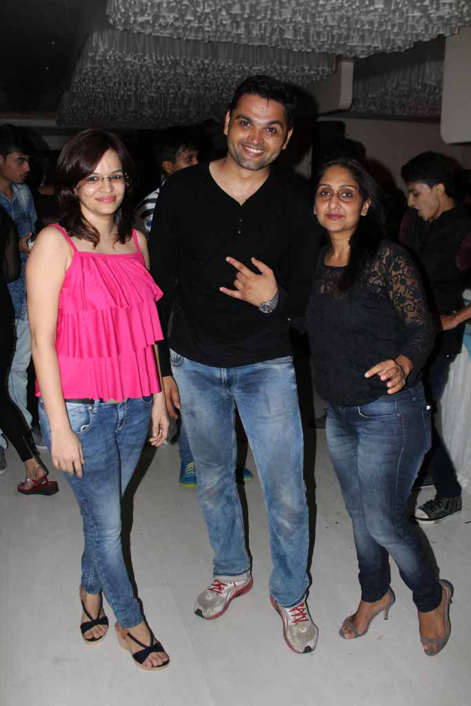 CS foundation students' freshers' party organised by
