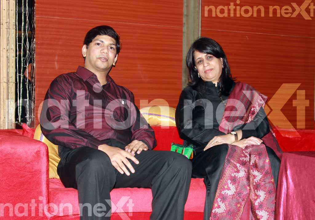 Devika and Kunal Shukul's cocktail ceremony