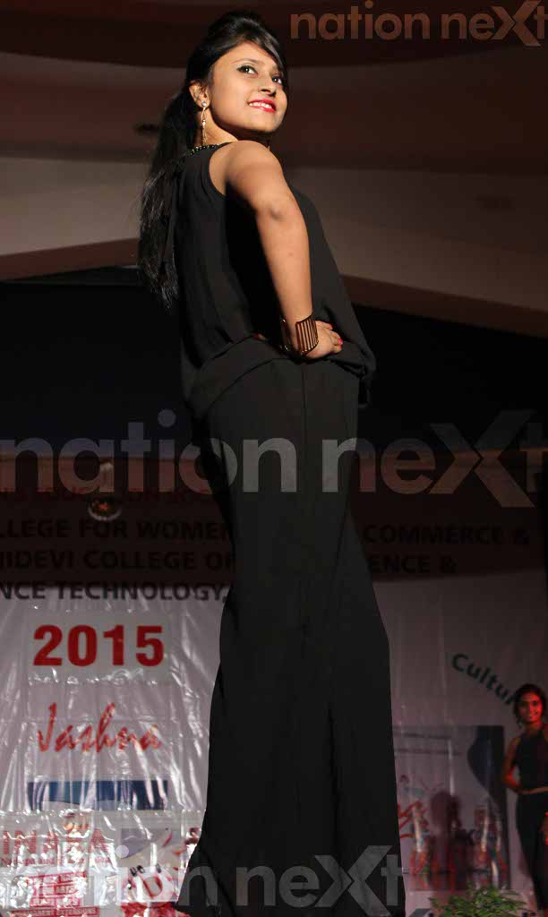 Miss LAD personality contest 2015