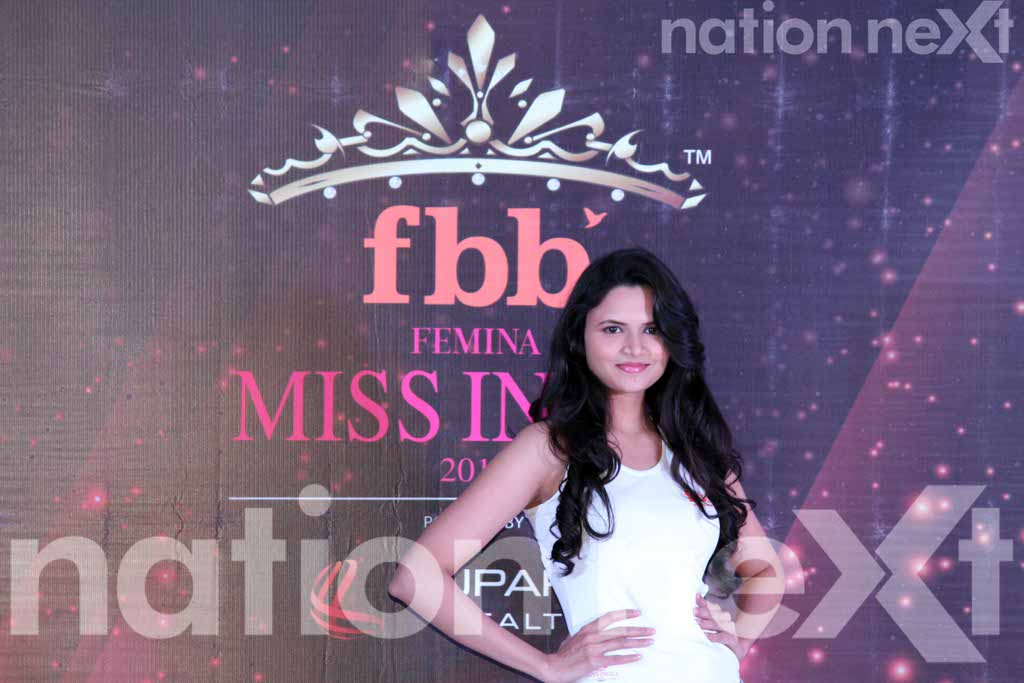 Femina Miss India and the talent partner India Next Media present Miss India 2016 auditions at Hotel Centre Point, Nagpur.