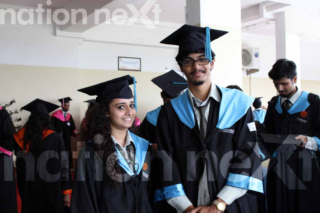 GH Raisoni Engineering College second graduation ceremony