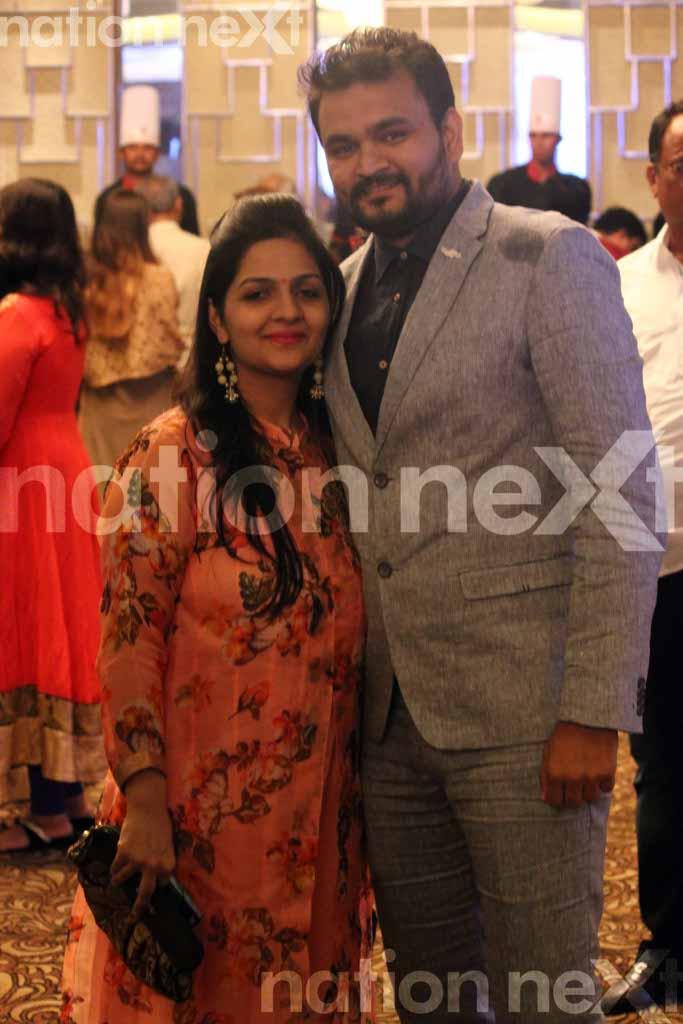 Dr Sameer Arbat and Dr Tulika Parasher Arbat wedding reception