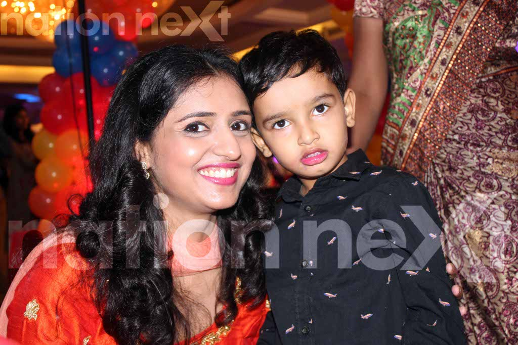 Vivaan's birthday bash