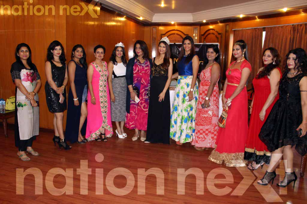 Nagpur's yummy mummies reveal their chic side at Mrs Maharashtra 2016 auditions