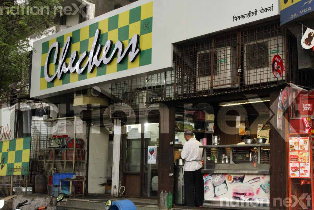 Food review: Checkers