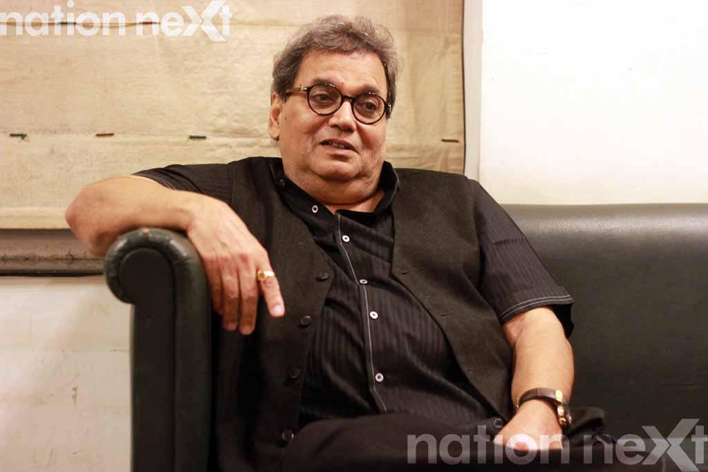 Subhash Ghai reveals the reality of 100 crore films