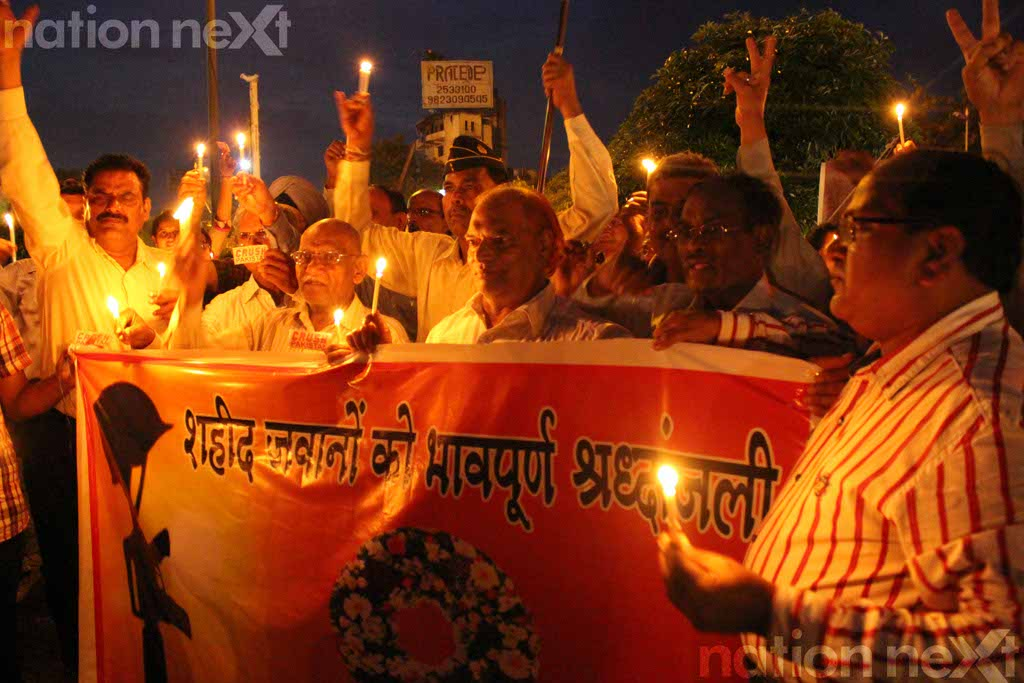 Watch Nagpurians venting their anger against Pakistan