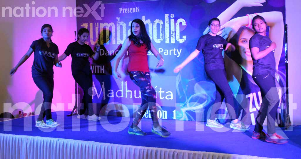 Zumbaholic Dance Fitness Party
