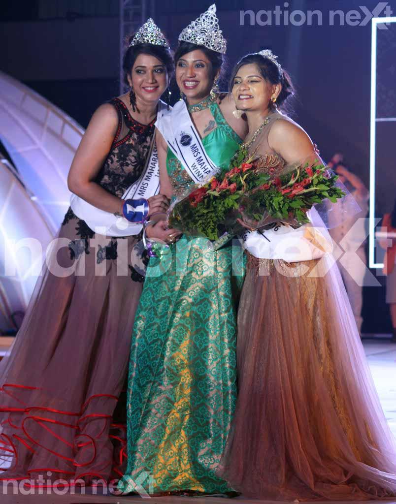 Mrs Maharashtra 2016 finale