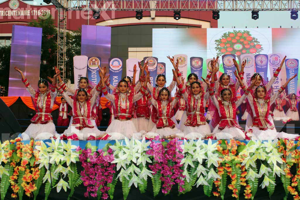 Montfort School, Nagpur, is conducting the four-day 33rd National Sports Event to celebrate 300 years of service by Montfort Schools all over India.