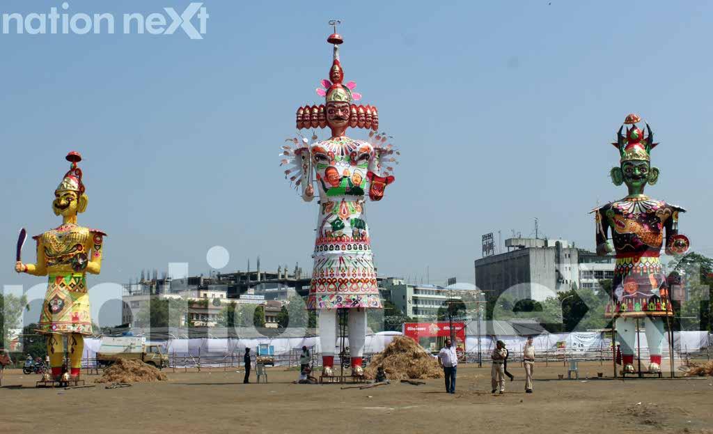 Dussehra celebrations in Nagpur
