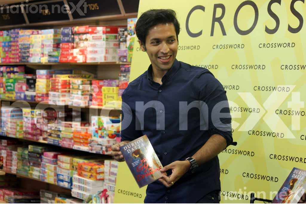 In a 'Dialogue @ Nation Next,' Durjoy Datta speaks about how writing love stories is contrary to his interest and his eternal comparison with Chetan Bhagat.