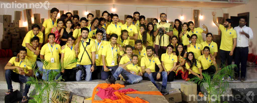 60 seconds story: Nagpur NGO Parindey Foundation celebrates Diwali with children from orphanages at 'Navtej 2016'