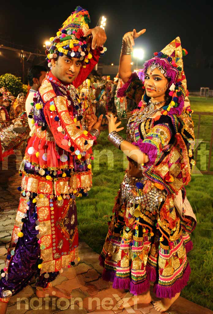 When singer Shruti Pathak made Garba and Dandiya enthusiasts dance to the tunes of her songs!