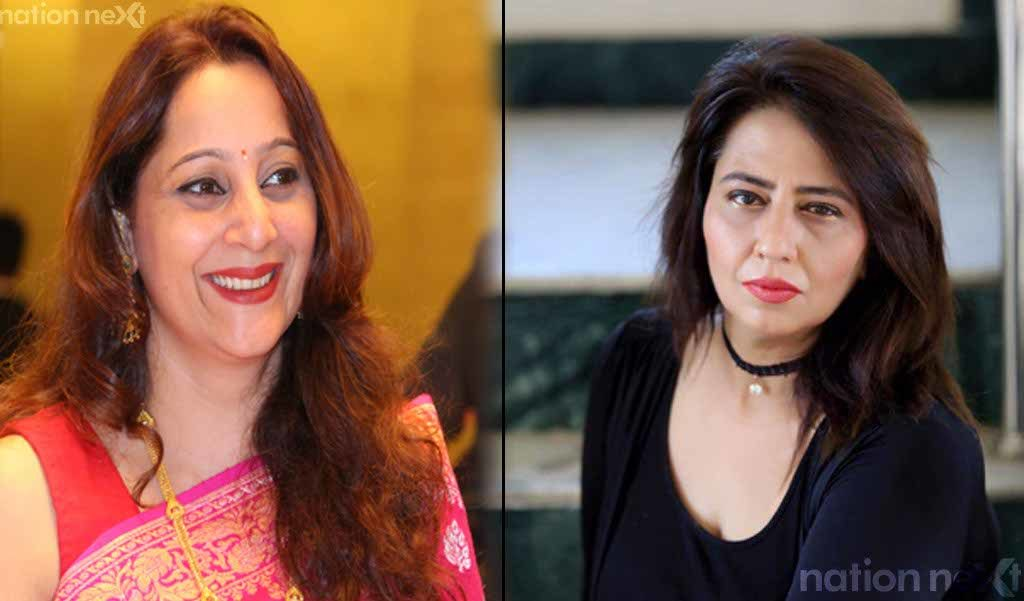 Swati Banerjee and Sholly Sethi are going to represent Nagpur at the finals of Mrs Maharashtra 2016 beauty pageant to be held in Pune on October 23, 2016.