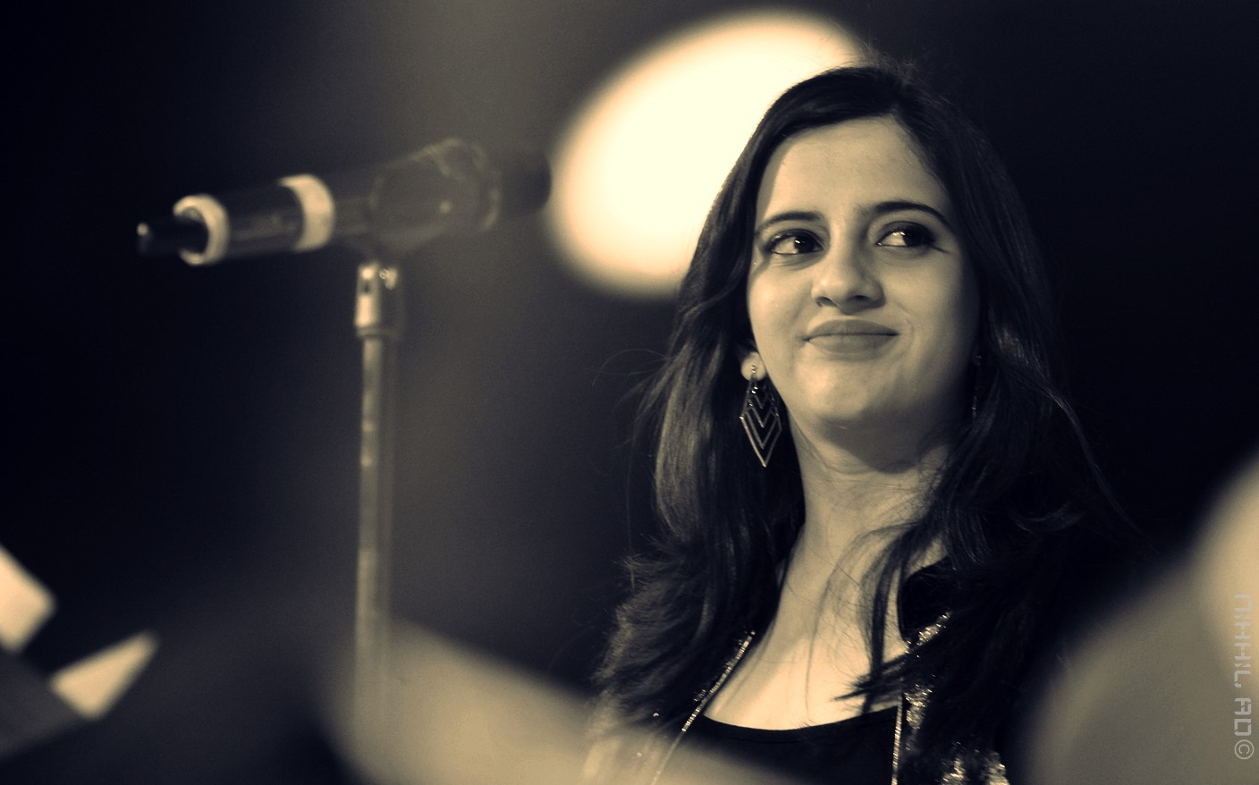 I feel blessed to be a part of the Shankar Mahadevan team: Shrinidhi Ghatate