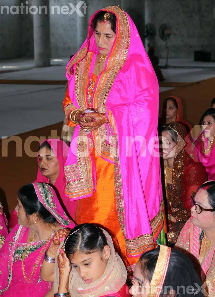 Harkeerat and Taranjeet Singh's wedding
