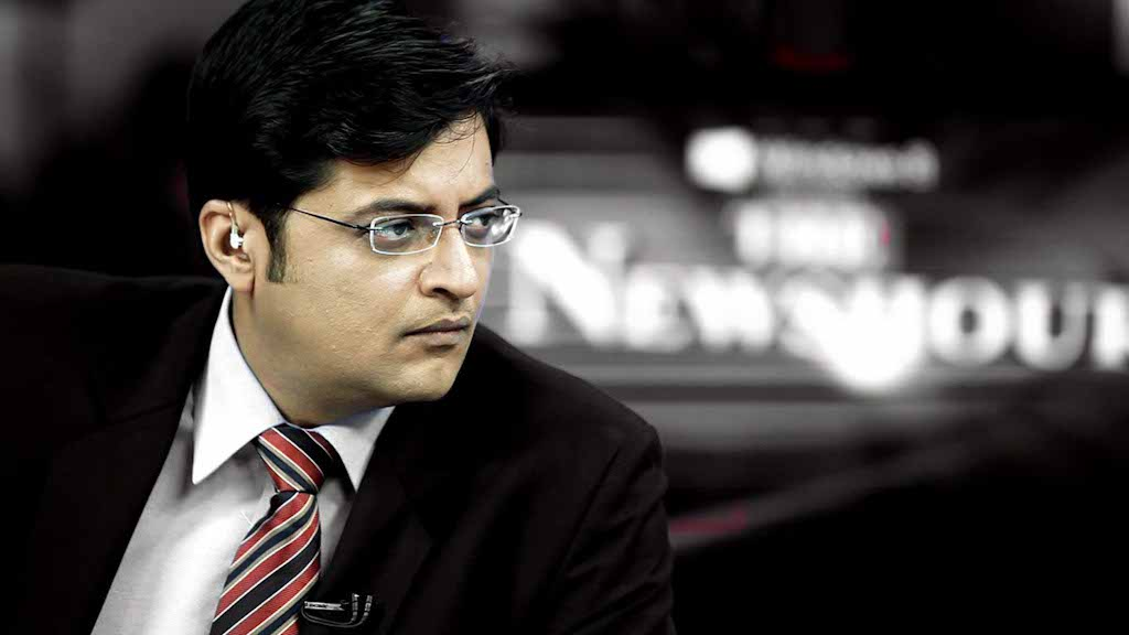 Republic TV journalist Arnab Goswami resigned from Editor's Guild of India on live TV over silence of 'liberals' on Palghar mob lynching incident.