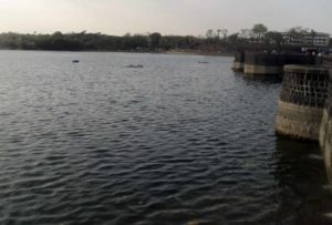 Futala Lake in Nagpur.