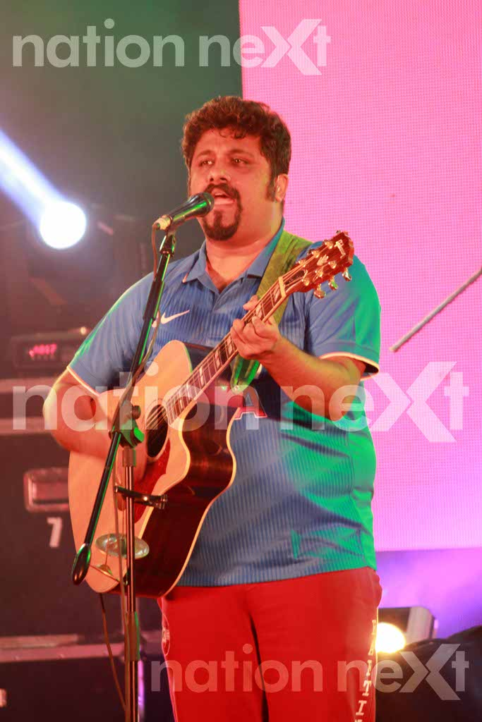Raghu Dixit in a quick chat with Nation Next spoke about his transition from a gold medallist in microbiology to a musician, his music and more!