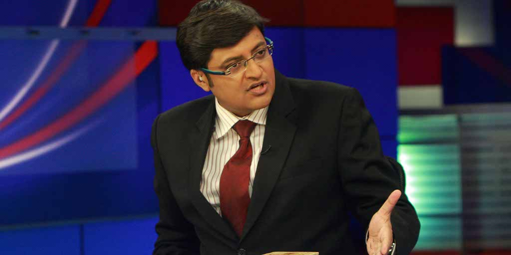 Breaking News: Arnab Goswami resigns as the Editor-in-Chief of Times Now