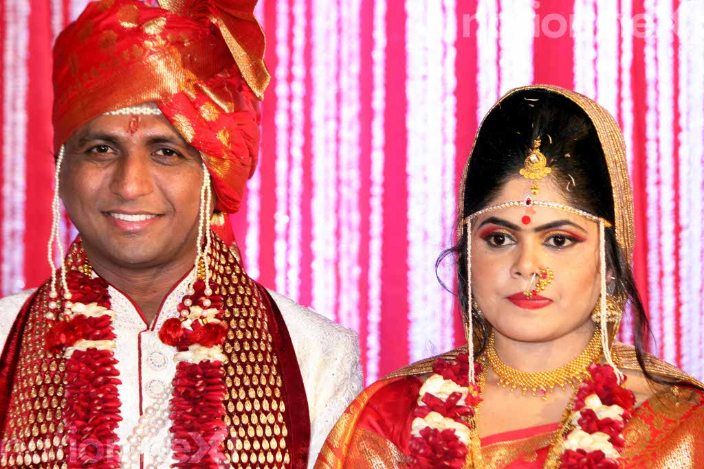 Congress politician Manikrao Thakare's son Atul ties the knot in Nagpur