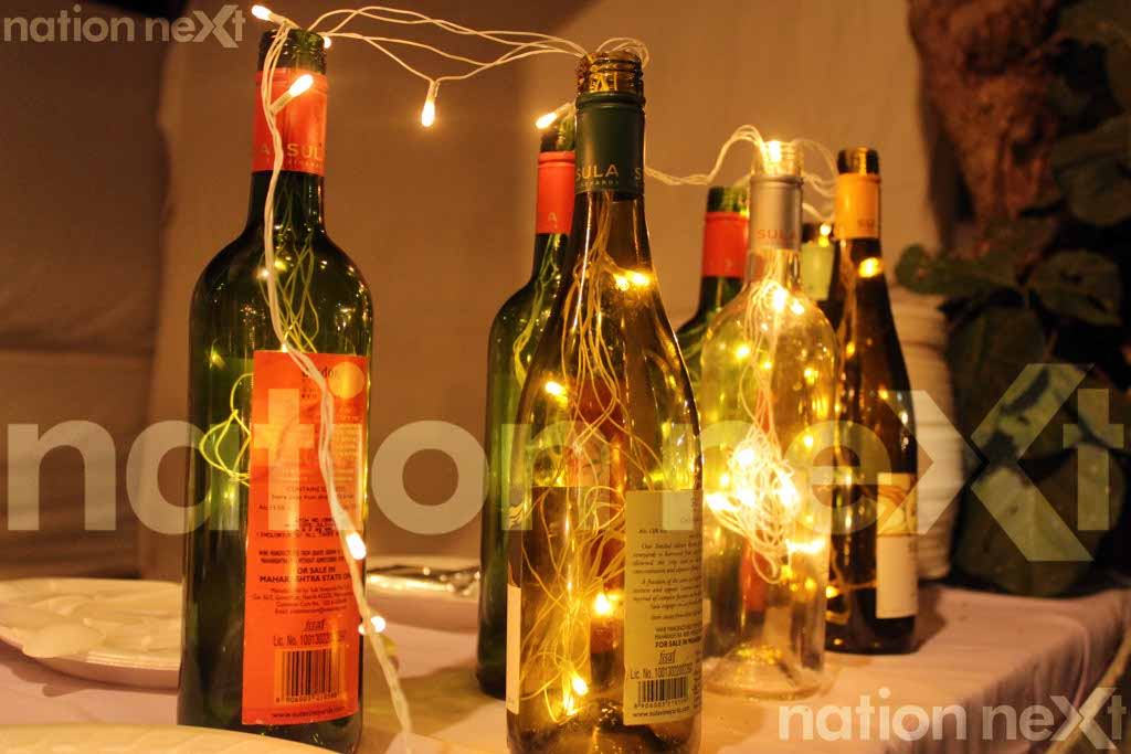 Eat. Drink. Dance. Repeat: People had a gala time at Nagpur Wine and Food Festival at CP Club