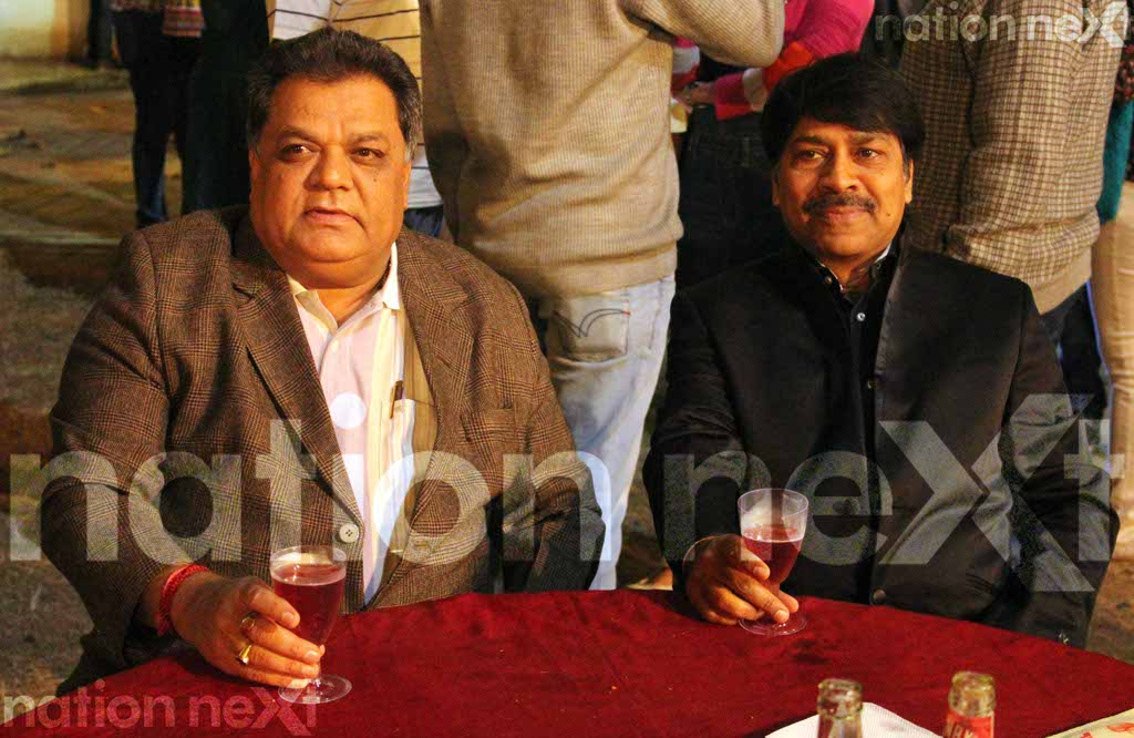 Nagpur Food and Wine Festival held on December 3, 2016, at CP Club saw wine connoisseurs enjoying the wine, food and the company of friends to the fullest. Nagpur Food and Wine Festival held on December 3, 2016, at CP Club saw wine connoisseurs enjoying the wine, food and the company of friends to the fullest.