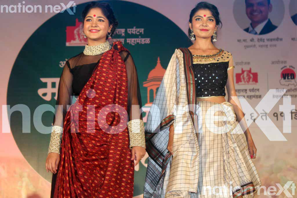 LAD college's fashion and cultural show organised on December 9, 2016 at SCZCC, Nagpur was a visual treat for people present.