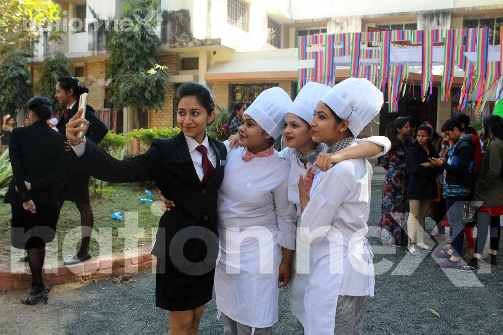 The two-day LAD college cake fest 2016 – Spectrum – with Nation Next as the media partner, was organised at the LAD College Seminary Hills campus.