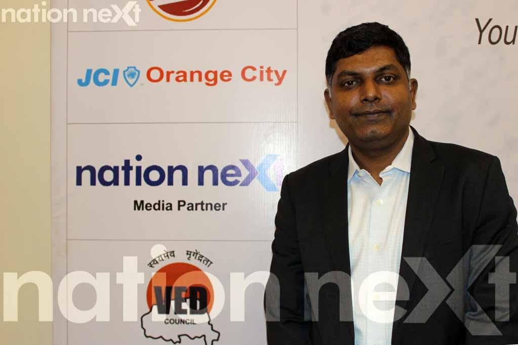 Venkatesh Iyer, Founder, Goli Vada Pav was present at 'I-summit ..Emergence of Desi Power' organised by Lemon Ideas in association with VIA.