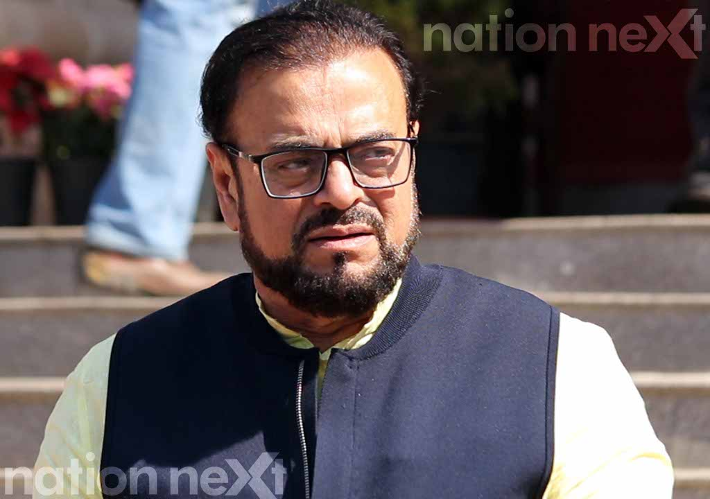 Mumbai MLA Abu Azmi during the Maharashtra Legislature winter session 2016 raised the issue of Hindi not being a language in the Teachers Eligibility Test.