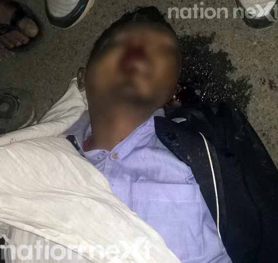 In a tragic accident last night in front of KRC Lawn, Gorewada highway ring road, Nagpur, a young boy and a middle-aged woman lost their lives.