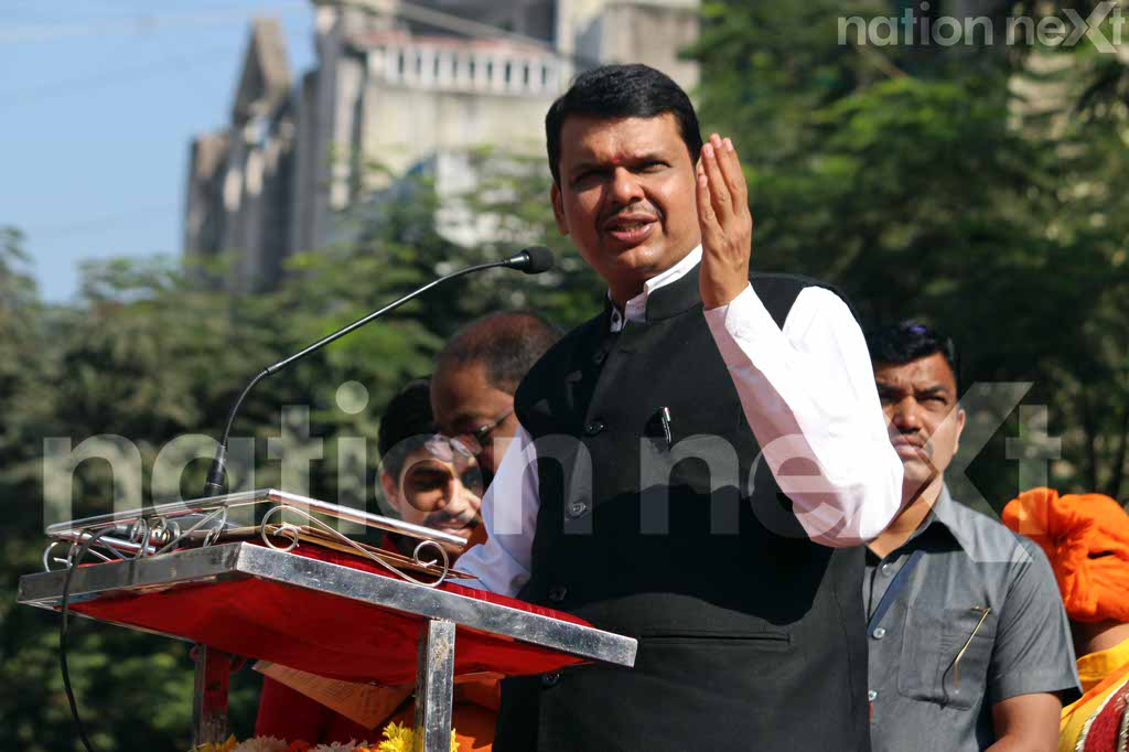 Maharashtra CM Devendra Fadnavis slammed NCP chief Sharad Pawar for 'stooping so low' over the alleged threats to kill PM Modi.