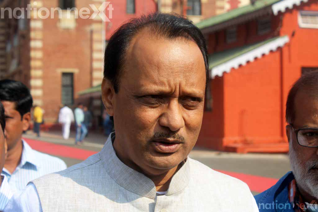 Mr CM, go and sulk like a petulant child in front of Modi, but please save us from demonetisation trouble: Ajit Pawar