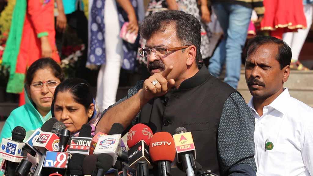 Uddhav Thackeray should apologise to people of Maharashtra: Jitendra Awhad