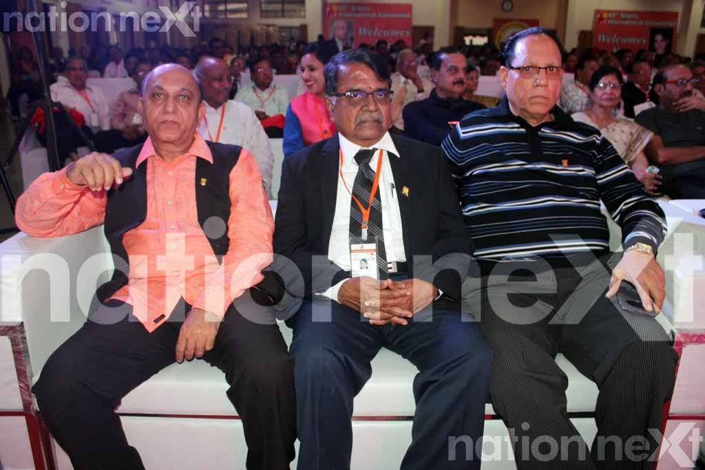 The first day of 42nd Giants International Convention