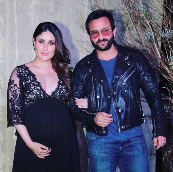 Bollywood couple Kareena Kapoor Khan and Saif Ali Khan were blessed with a baby boy at the Breach Candy Hospital, Mumbai at 7:30am in the morning today.