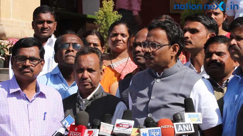 Maharashtra education Minister Vinod Tawde during the 1st week of Maharashtra Legislature winter session 2016 praised the teachers in Zila Parishad schools.