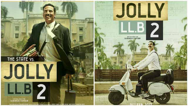 Rejoice Jolly LLB franchise fans because the trailer of upcoming Hindi courtroom comedy drama film, Jolly LLB 2 is finally out!
