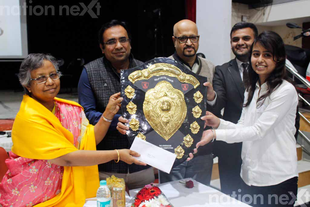 Hislop College's intercollegiate event 'Athena Fest 2016-17' in association with Nation Next as the media partner ended on a high note today.