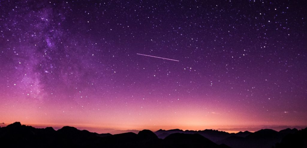 The Quadrantid meteor shower will seen on the nights of January 3 and January 4 depending on what part of the world you're in.