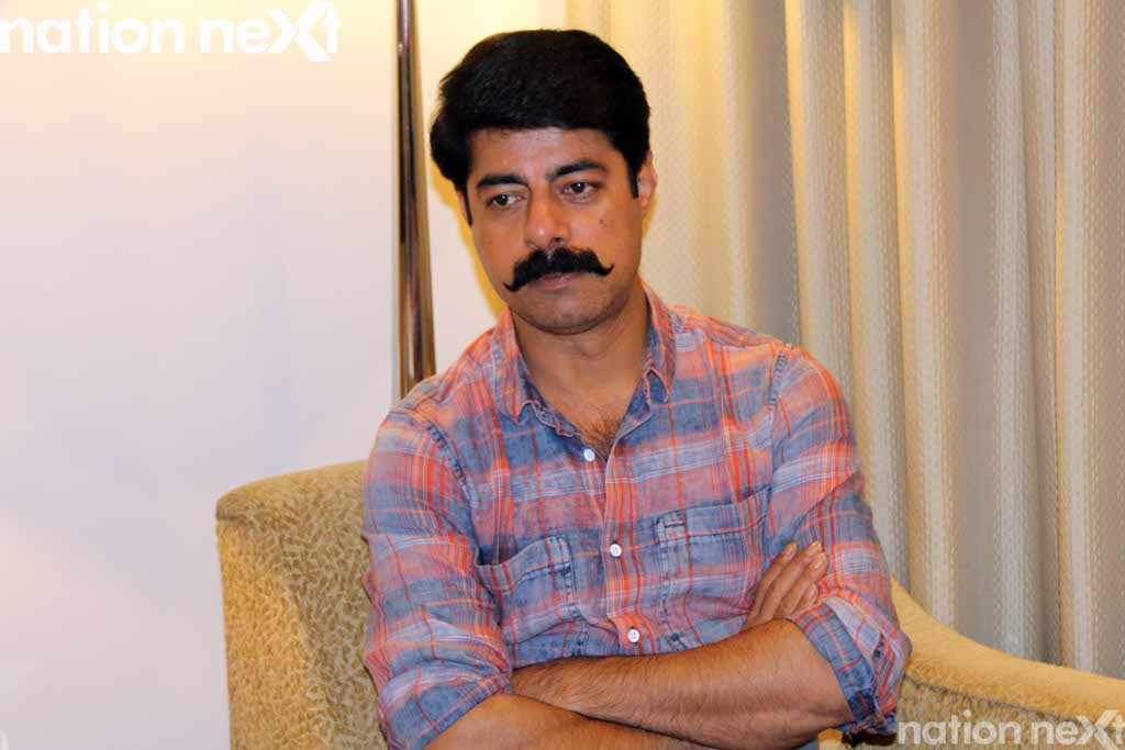 In a Dialogue @ Nation Next, Sushant Singh speaks about about Savdhaan India, his twirled moustache and his acting journey.