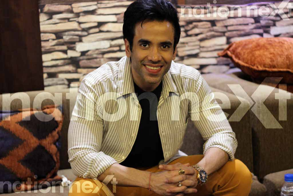 In an interview with Nation Next, Tusshar Kapoor spoke about his film Kyaa Cool Hain Hum 3, his sister Ekta Kapoor, and the Censor Board in India.