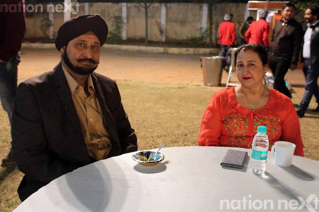 Ankit and Bhanu Dewani's wedding reception