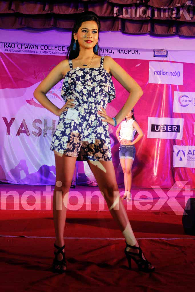 Fashionista at YCCE