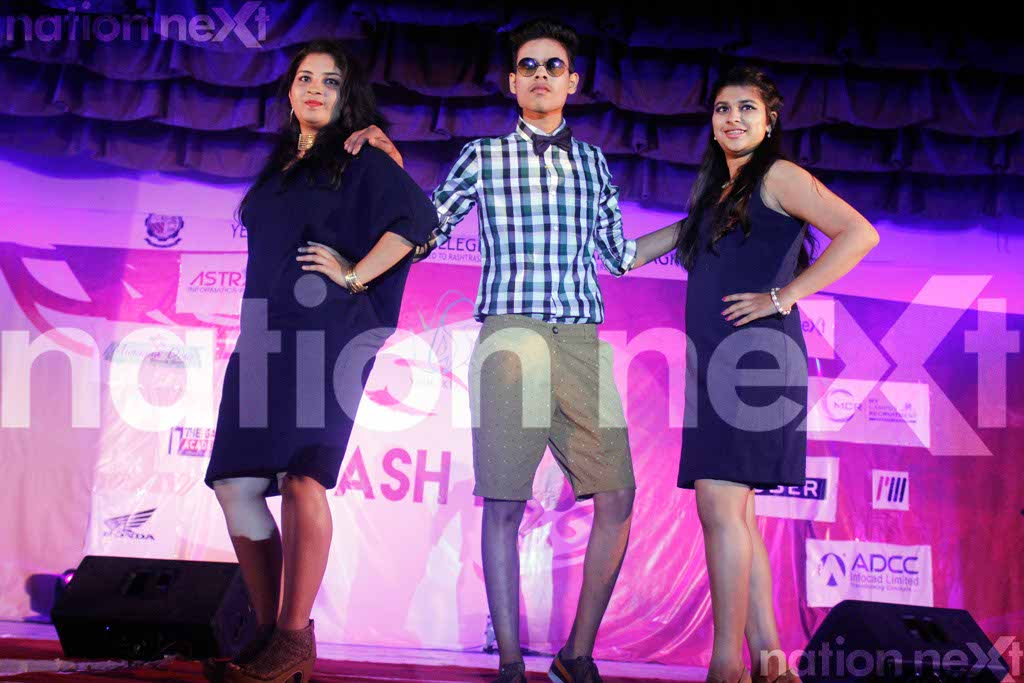Freshers' Day at YCCE